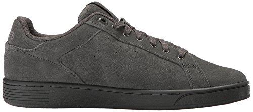 CMF Womens K Gunmetal Court Clean Swiss SDE Sneaker K Swiss OvWn0Z
