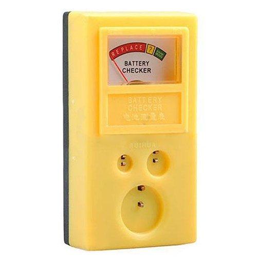 TOOGOO(R) Watch Button Cell 3v CR Battery Power Volt Tester Checker