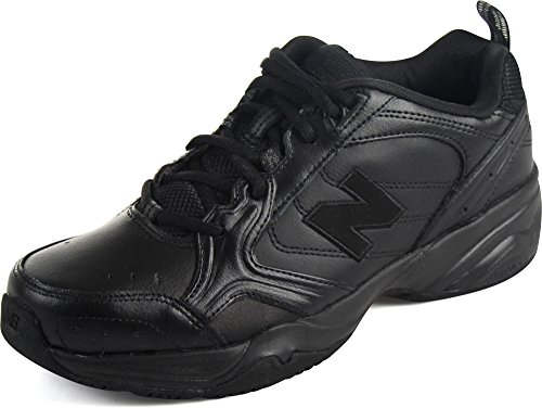 New Balance Women's WX624v2 Training Shoe, Black, 5 B US