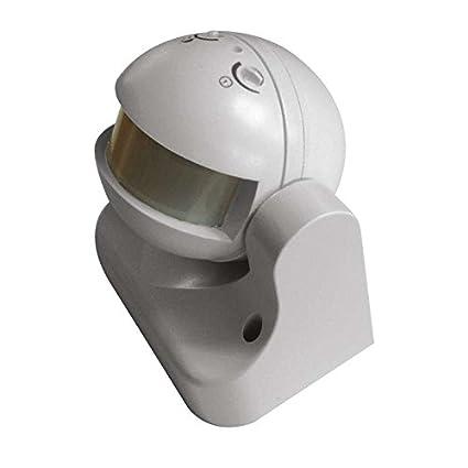 Sensor de Movimiento PIR-Sensor EMOS, Color, LX39
