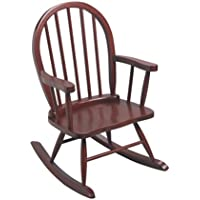 Giftmark 3600C Windsor Childrens Rocking Chair Cherry