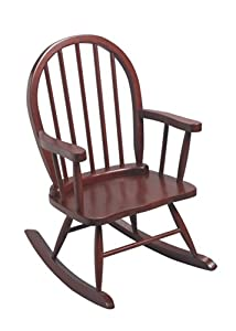 Giftmark 3600C Windsor Childrens Rocking Chair CherryAmazon com  Giftmark 3600C Windsor Childrens Rocking Chair Cherry  . Kidkraft Rocking Chair Cherry. Home Design Ideas