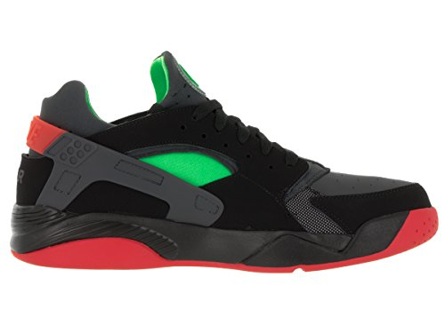 Grn Low Flight Air Crmsn Lt Rg Schuh Basketball Huarache Anthracite Black TFwq07xw