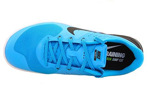 Nike Metcon 2 Cross Trainingsschuhe Blaues Glühen / Weiß / Schwarz