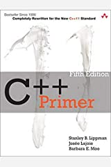 C++ Primer (5th Edition) Paperback