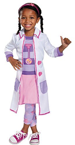 Doc McStuffins Deluxe Costume - Small