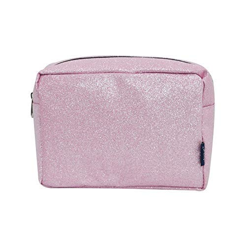 NGIL Large Travel Cosmetic Pouch Bag Spring 2018 Collection (Glitter -