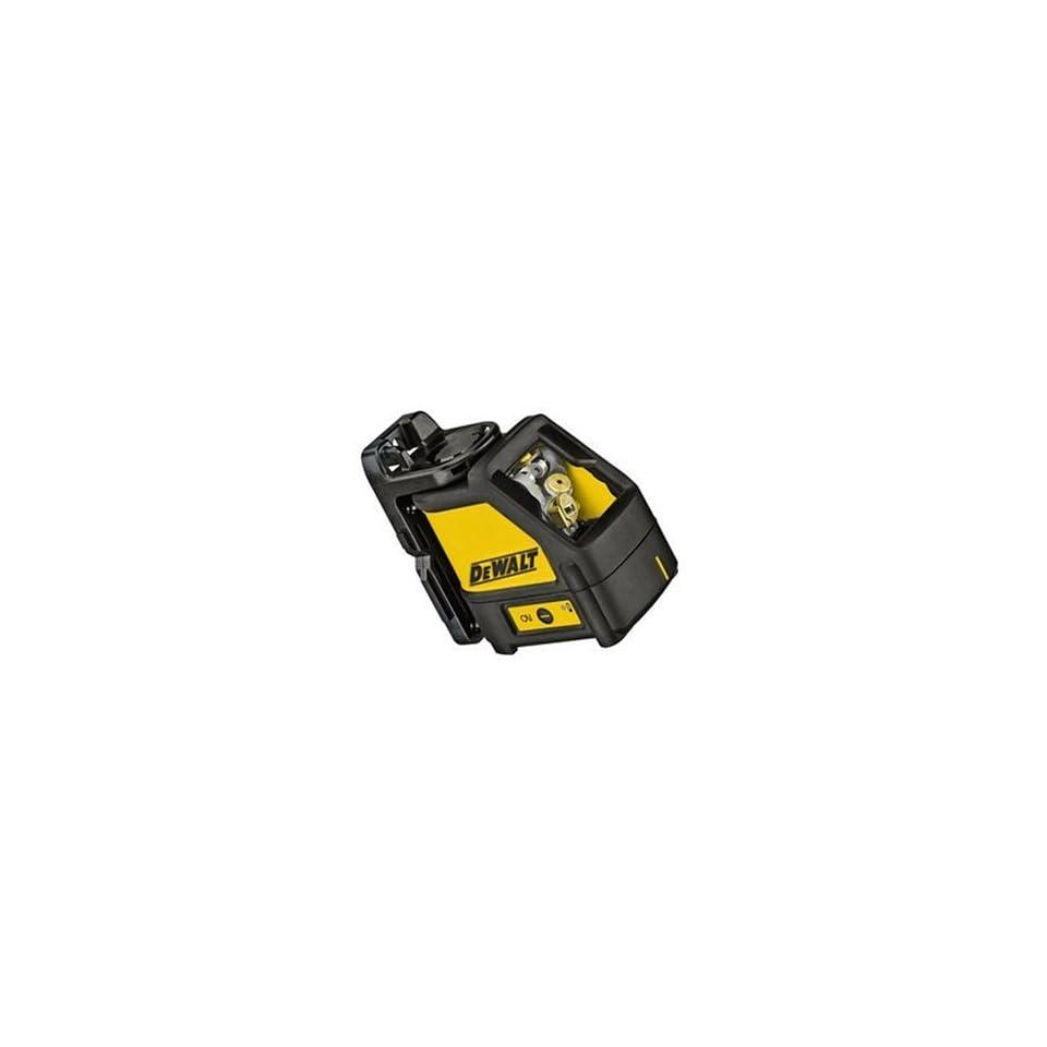 DEWALT DW086K Heavy Duty LaserChalkLine Self Leveling Line Laser (Level only)
