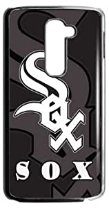 Chicago White Sox Vintage Case Cover for LG G2 , Fit for AT&T by icecream design