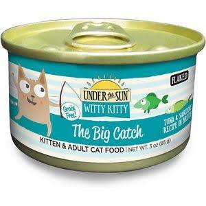 Under The Sun Kitty 3oz - Canidae Grain