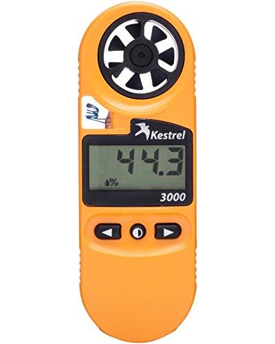 Kestrel 0830ORA 3000 Pocket Weather Meter/Heat Stress Monitor, 6.5' Height, 1.1' Wide, 1.9' Length (Digital Pocket Index Heat Monitor)