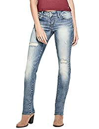 Guess Factory Women's Sarah Slim Jeans
