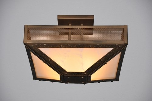 Southwestern Outdoor Wall Lighting