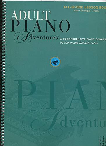 - Adult Piano Adventures: Level 1