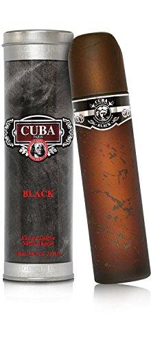 Cuba Black by Cuba for Men - 3.3 Ounce EDT Spray