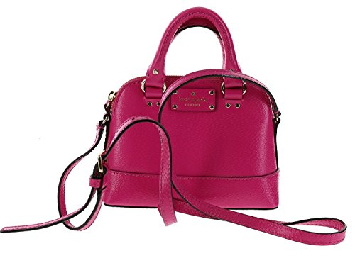 Kate Spade Wellesley Mini Rachelle Handbag Shoulder Bag Crossbody (Sweetheart Pink) by Kate Spade New York