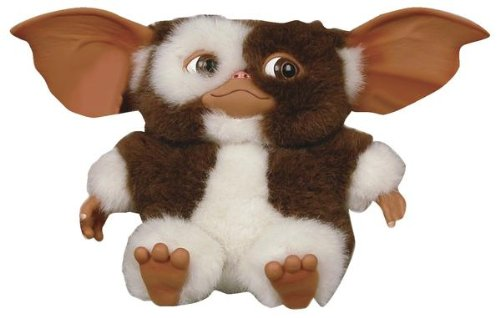Gremlins - Dancing Gizmo Plush Doll (Size: Approx. 8'' in height) by NECA by NECA
