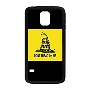 High Quality Don't Tread On Me Gadsden Flag phone case cover for samsung galaxy S5 I9600 case TSL214663