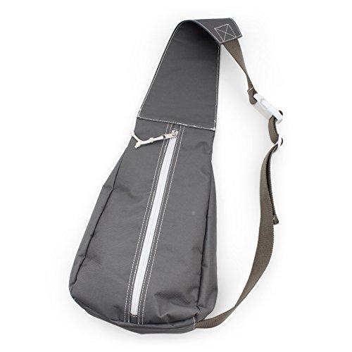 Sling Backpack-Gray