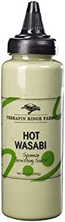 product image for Terrapin Ridge Farms Hot Wasabi Squeeze Garnishing Sauce (3 Pack)