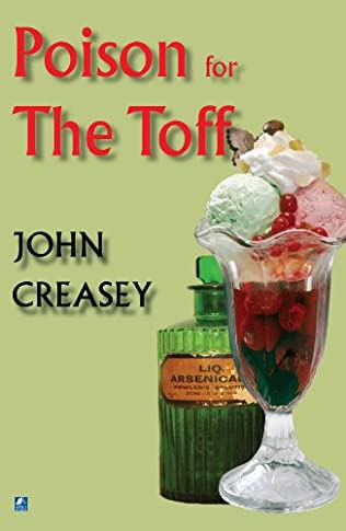 book cover of The Toff on Ice