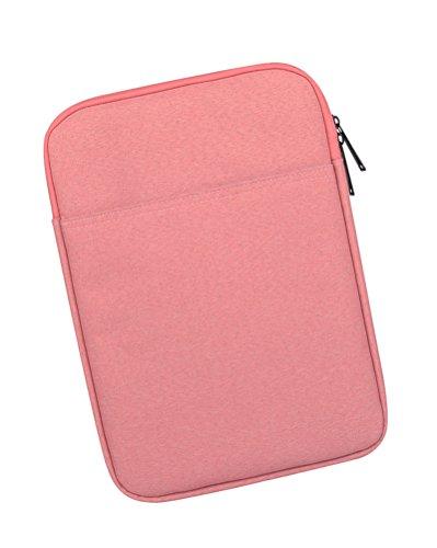 9.7/10 Zoll Laptop Tasche Aktentasche Für Tablet / Notebook Computer / Macbook Marine 9.7/10 Pink