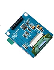 "FHJZXDGHNXFGH 1.5""Pulgadas SPI HD Color Pantalla OLED Pantalla LCD Módulo 128X128 Controlador IC SSD135 GND/VCC/SCL/SDA/Res/DC/CS"