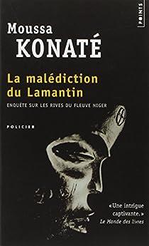 Les enquêtes du commissaire Habib, Tome 1 : La malédiction du lamantin par Konaté