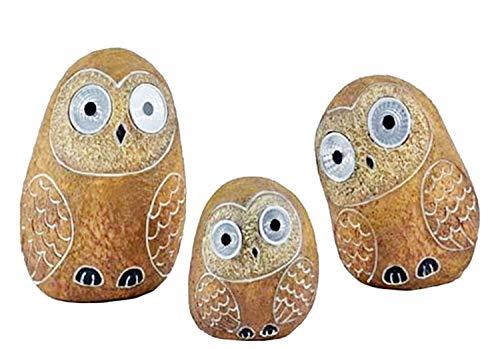 Light Up Garden Owl in US - 4