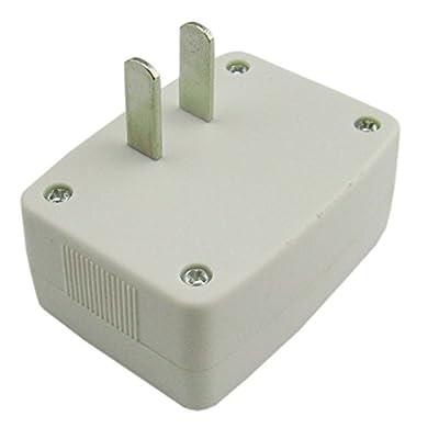 HUAHA AC 80-300V LCD Digital Volt Meter Voltmeter US Plug Electric Pen Voltage Testers Electrical Instruments -Volt Panel Meter Voltage Tester Gauge