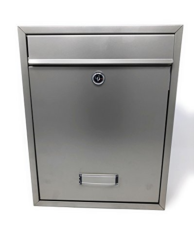 Gibraltar Cases (Gibraltar Locking Wall Mountable Mail Box, Payment-Suggestion Box Standard Compacity)