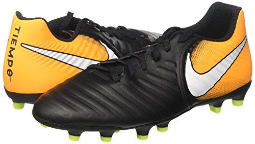 Orange Chaussures De Blanc noir Volt Foot Hommes Iv Laser Tiempo Nike Noir Fg Rio rrwSx