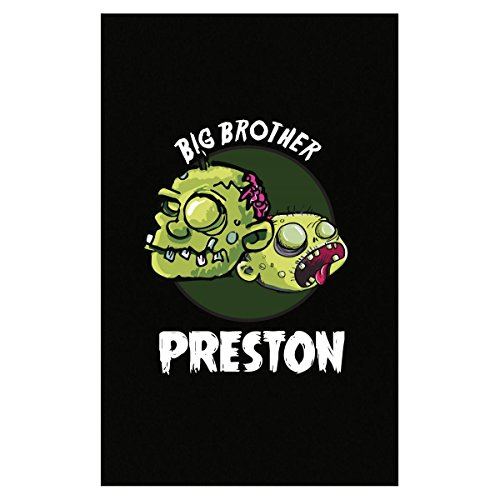 Prints Express Halloween Costume Preston Big Brother Funny Boys Personalized Gift - Poster -