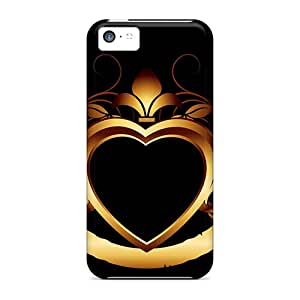 Cases For Girl Friend Gift, Boy Friend Gift For Iphone 5c With Crazzy Custom Design