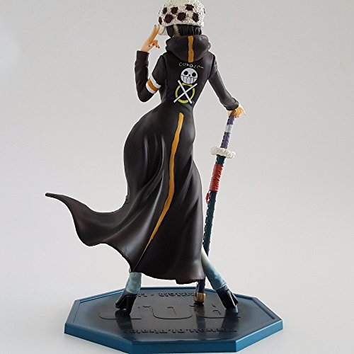 One Piece Action Figure Trafalgar Law Girl Ver. PVC Figure 210mm POP One Piece Girl Law Anime Sexy Toys Onepiece-Action-Figures one-12
