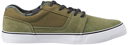 Uomo Sneakers Tonik military Shoes Se Dc Da Verde Green aqOtXxnv