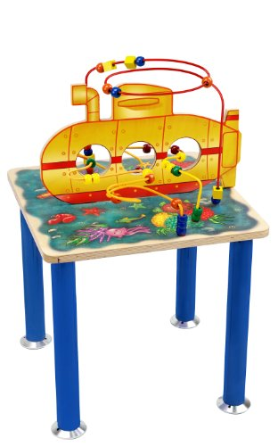 Anatex Submarine Rollercoaster Table by Anatex