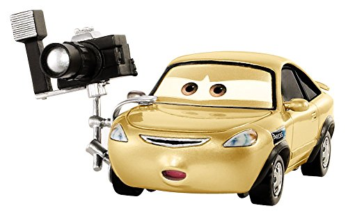 The South Diecast Car (Disney/Pixar Cars Tim Rimmer Die-cast Vehicle)