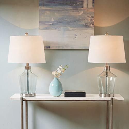 (510 Design Harmony Table Lamp Set of 2 Grey See Below)