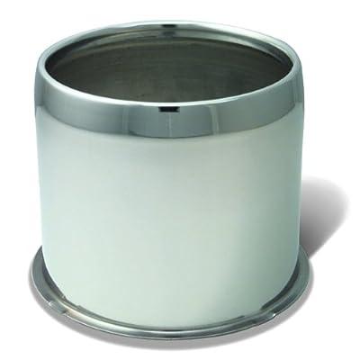 "Gorilla Automotive HC212SS Stainless Steel 5.1"" Open Hub Cover: Automotive"