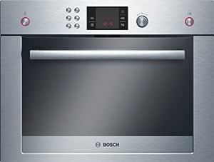 Bosch - Microondas Hmt35M653, Inox, Electronico: Amazon.es ...