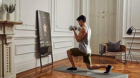 Vencede Lifesport Mancuernas para Ejercicio en Casa 10kg/15kg/20kg/25kg,Peso Ajustable, Cromadas,Agarre Antideslizante, Mancuernas Ejercicio Muscular ...