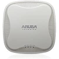 Aruba Networks AP-103 WIRELESS ACCESS POINT, 802.11N, 2X2:2, DUAL RADIO (Aruba Controller Required)