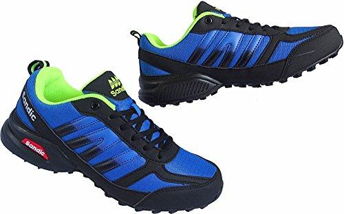 Herren Sportschuhe Sneaker Turnschuhe Schuhe Übergröße gr.47 - 49 Nr.A28