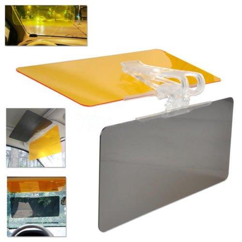 Parasol del coche Easy Vision nocturna y diurna anti destellos reflejos coche camion visto en Tv