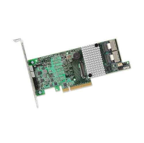 LSI MegaRAID SAS 9271-8I 8-port 6Gb/s SATA+SAS PCI-Express 3.0 Low Profile RAID Controller Card, Single by LSI Logic
