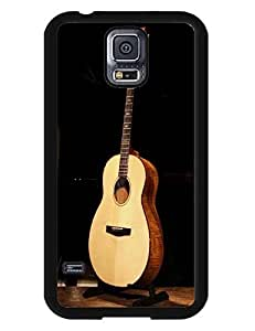 Popular Art Guitar Display In The Room Pattern Cell Phone Accessories Case for Samsung Galaxy S5 I9600