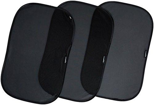 车内防晒很重要,AmazonBasics 汽车遮阳板