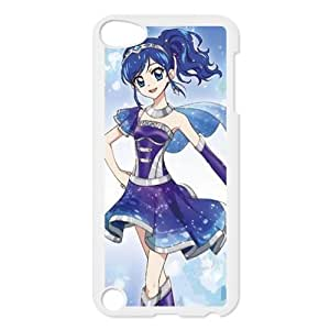 Mystic Zone Aikatsu Hard Back Cover Case for IPod Touch 5/5th/5g Generation