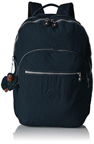 (Kipling Seoul Extra Large Backpack, True Blue)